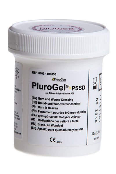 Topical PluroGel N for the Treatment of Mildly Infected ...